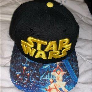 Star Wars snap back